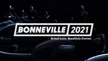 Frissíti a Triumph a Bonneville családot