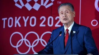Lemond a tokiói olimpia fő szervezője