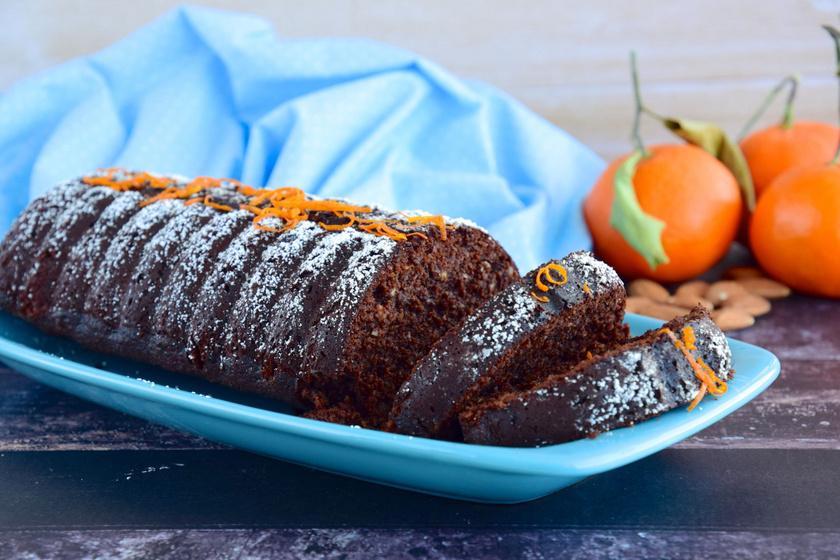 Csokis, mandarinos süti őzgerincben sütve: másnap is tökéletes az állaga