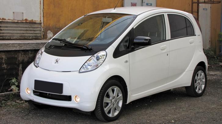 Peugeot ion, 2016, 49000 km