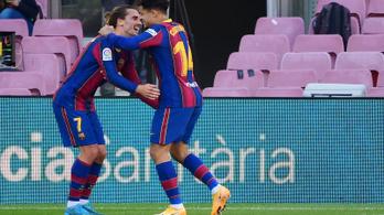 Spórolás miatt kispadozhat a szezon végéig a Barcelona sztárja
