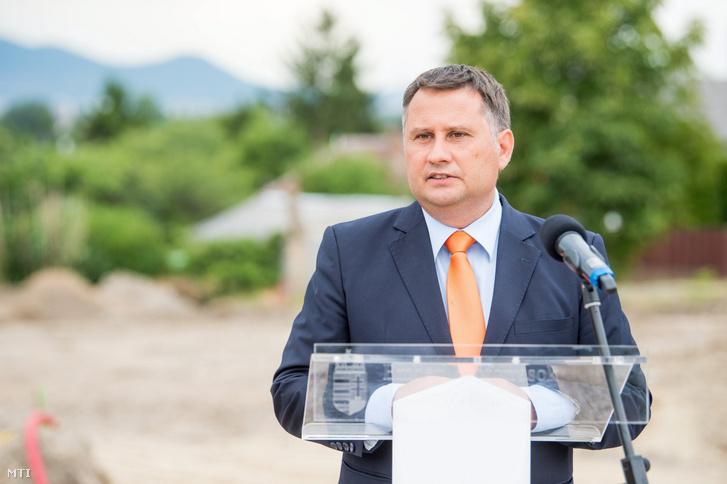 Kovács Péter, a XVI. kerület polgármestere