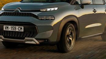 Gonosz tekintettel születik újjá a Citroën C3 Aircross