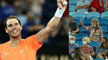 Botrányos meccset nyert meg Nadal az Australian Openen