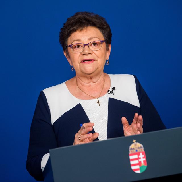 Müller Cecília: emelkedés kezdődött a járványadatokban a brit koronavírus-mutáns miatt