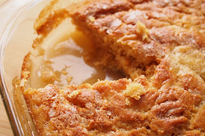 Puha, karamellás sütemény: a lágy tészta az édes krémtől lesz ellenállhatatlan