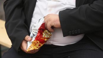 Az elhízás több áldozatot szed Angliában és Skóciában, mint a dohányzás