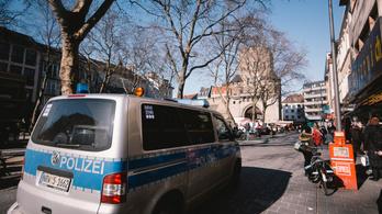 Terrorizmus gyanúja miatt vettek őrizetbe embereket Németországban és Dániában