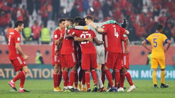 A klubvilágbajnokságot is megnyerte a Bayern München