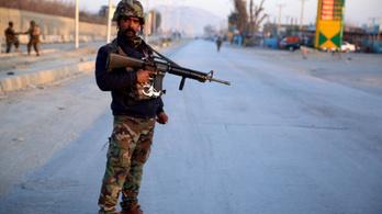 Afganisztánban megöltek öt katonát