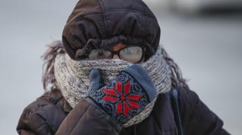 Bőrproblémákat, akár szívtáji fájdalmakat is okozhat a mostani nagy hideg