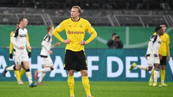 A világ legnagyobb tehetségeivel kerülhet mélypontra a Dortmund
