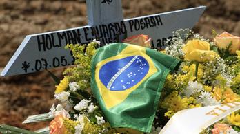 Háromszor annyira fertőző a brazil vírusmutáció, mint a legelterjedtebb változat