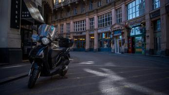 Márciustól változásra számíthat, aki jogosítványt akar motorra