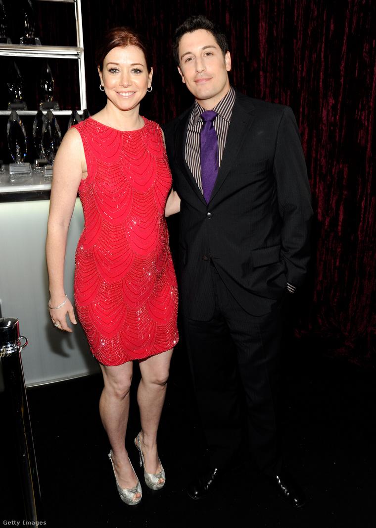 Alyson Hannigan és Jason Biggs annak idején együtt játszottak az Amerikai pite-filmekben. Itt is együtt szerepeltek volna