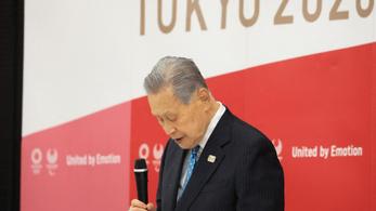 Távozik posztjáról a tokiói olimpiai szervezőbizottságának elnöke