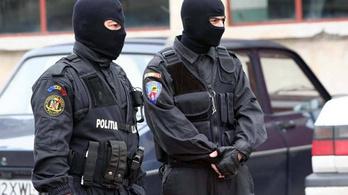 Hólapáttal verték össze a tolvajokat a román biztonsági őrök