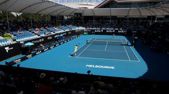 Australian Open: nézők nélkül folytatódik a torna