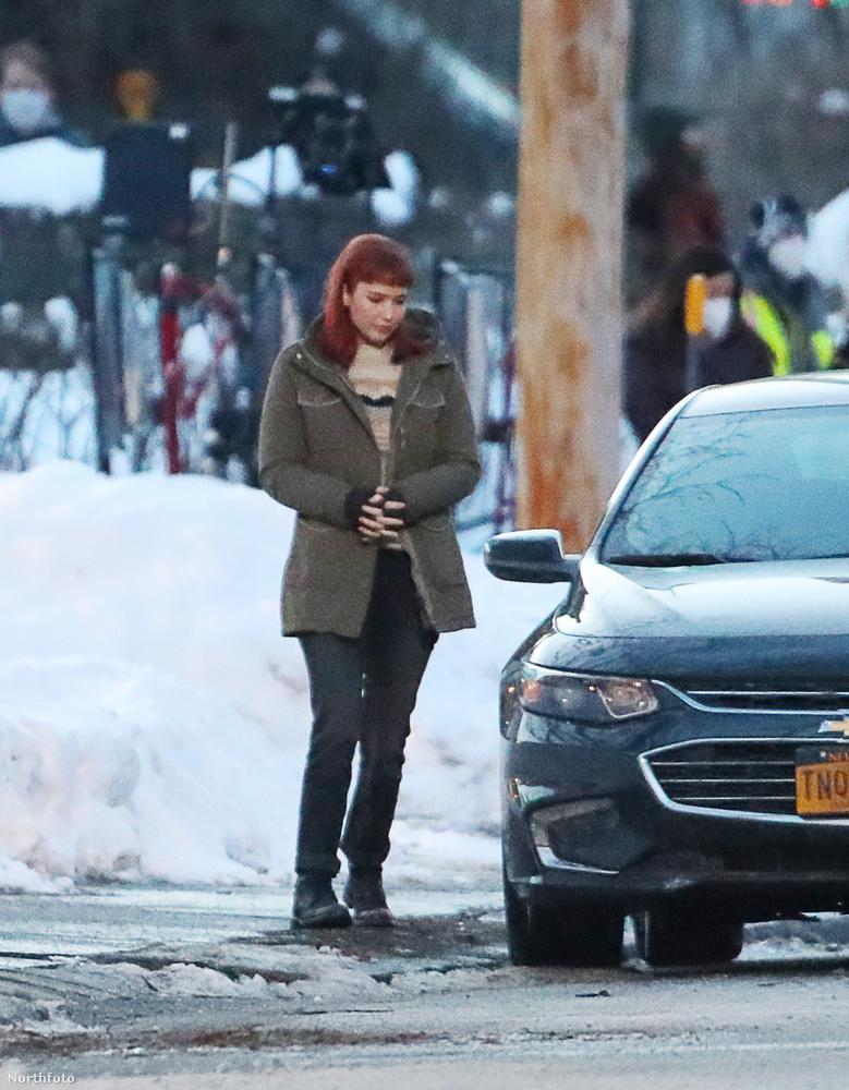 Vörös hajjal forgatja még az idén bemutatandó új filmjét Jennifer Lawrence