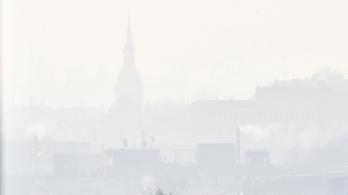 Országszerte durvul a levegő szennyezettsége