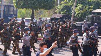 Mianmar: szankciókat sürgetett az ENSZ emberi jogi tanácsa