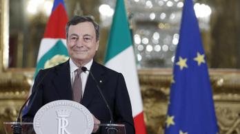 Mario Draghi alakít új olasz kormányt