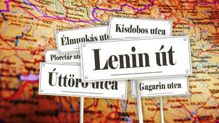 Hol van a mai napig Lenin út Magyarországon? Kommunista utcanevek kvíze