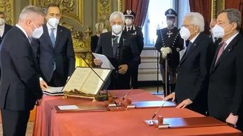 Olaszországnak újra van miniszterelnöke