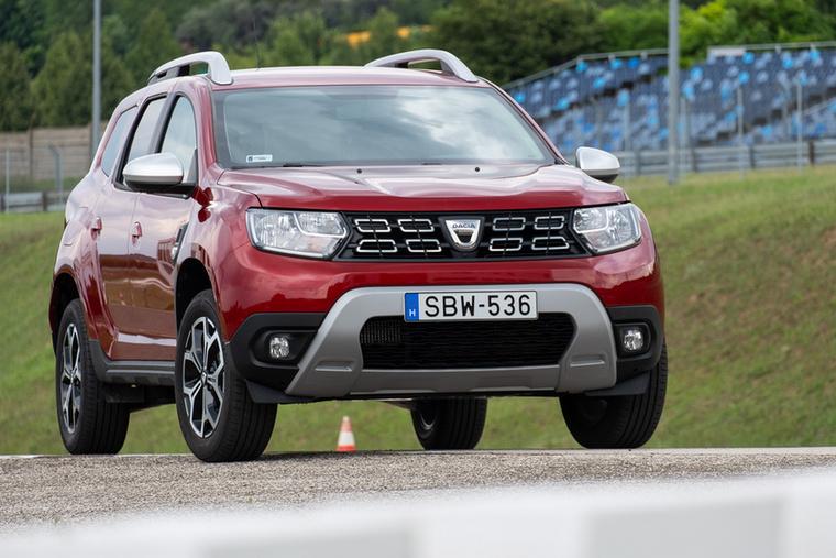Ha nemcsak az ár, hanem a méret is fontos, a Dacia Duster lehet a jó irány