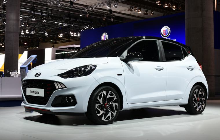 A Hyundai törpeautója, az i10 3,6 millió forintról rajtol