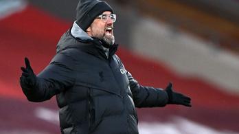Jürgen Klopp kimondta, amit egy Liverpool-szurkoló sem akar hallani
