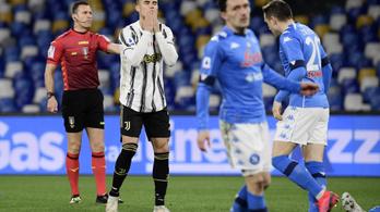 Újabb rangadót veszített a Juventus