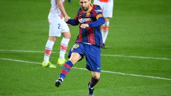 Messi kétszer is varázsolt, a Barca kiütötte az Alavést