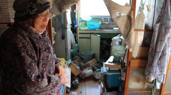Közel egymillió ember maradt áram nélkül a földrengés miatt Japánban