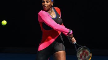 Serena továbbjutott, ám Thiem búcsúzott a kiemeltek közül