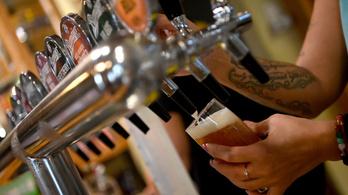 Tizedével kevesebb sört ittunk tavaly Magyarországon