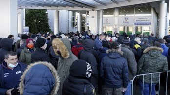 Szerbia: túl a nyolcszázezer oltáson