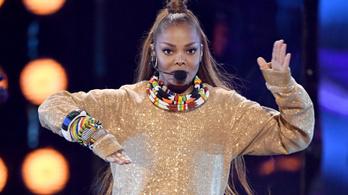 Janet Jackson 35 éves albummal ugrott a toplista élére