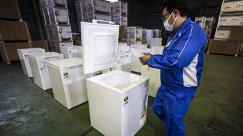 Japánban is engedélyezték a Pfizer vakcináját