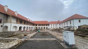 Felvidéki Rákóczi-várkastélyt újítanak fel