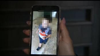 Otthonából vitték el Zsuzsa hároméves kisfiát a rendőrök