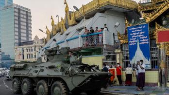 Mianmar – Az ellenállás totális megsemmisítésére készülnek?