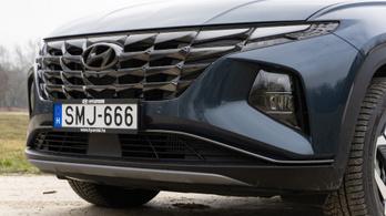 Teszt: Hyundai Tucson 1,6 T-GDI HEV 2WD Executive - 2020.