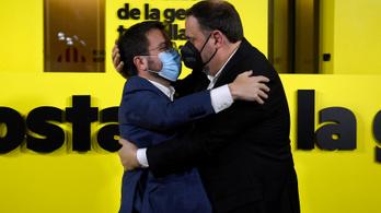 A függetlenségpártiak arattak győzelmet a katalóniai választásokon