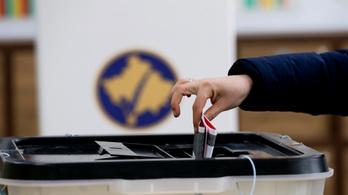 Koszovóban eddig többségben a baloldali Önrendelkezés