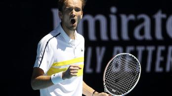 Folytatódik az orosz sikerszéria az Australian Openen