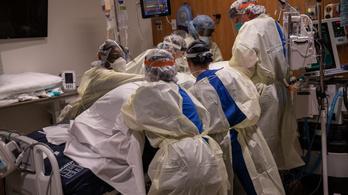 Koronavírus a világban: közel háromszázezer új fertőzöttet regisztráltak egy nap alatt
