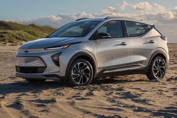 Bemutatták a Chevrolet új villanyautóját