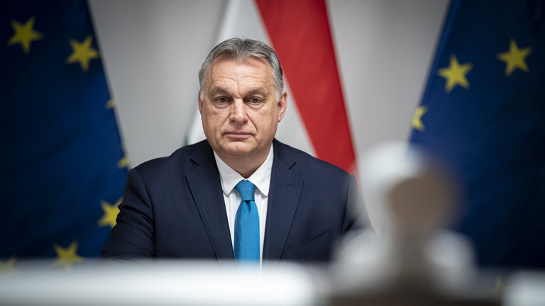 Ma délelőtt beszédet mond Orbán Viktor