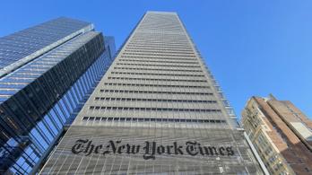 Tabuszót használt, saját kollégái fúrták ki a New York Times riporterét